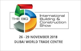 The Big 5 Show 2018 -  Constr. Fair